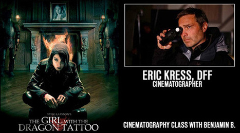 The ASC: Eric Kress Lighting Workshop – part 1 « The Film Book | Cinematography | Scoop.it