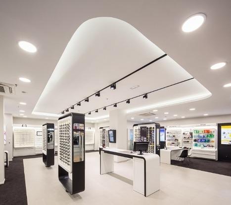 Optic 2000 accélère la digitalisation de ses magasins | Digitalisation du point de vente | Scoop.it