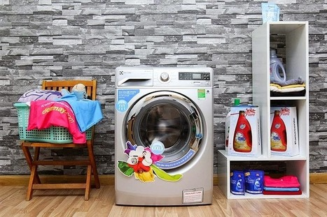 Bạn biết gì về máy giặt Electrolux EWF10932S? | deptrai | Scoop.it
