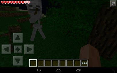Minecraft, los bloques triunfan en Android | Smartblog | Minecraft | Scoop.it