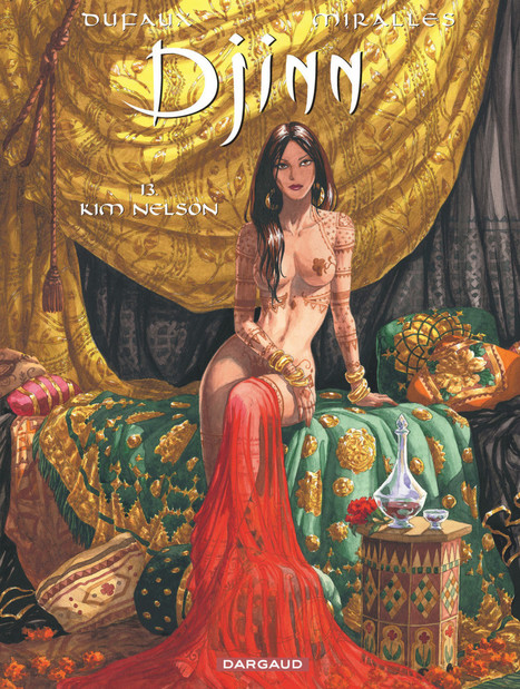 INTERVIEW – 8 choses que vous ne saviez pas sur la série « Djinn » | Bande dessinée | Scoop.it