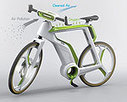 Interesting New Products and Inventions: Air Purifying Bike Concept | Chuchoteuse d'Alternatives | Scoop.it