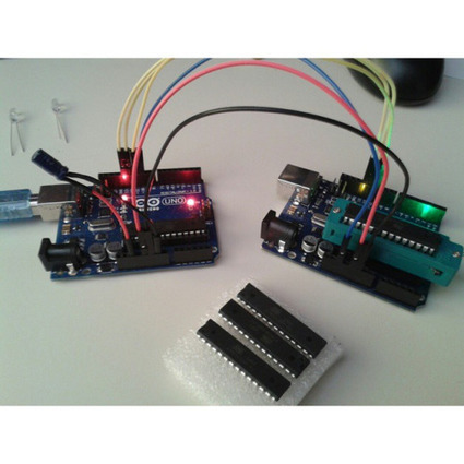 Insta-Arduino | #arduino #atmega328pu #bootloader #programming... | Raspberry Pi | Scoop.it