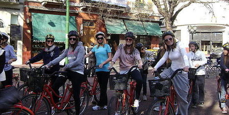Bicicletas: otra cultura sobre ruedas | Entremujeres | CicloFresh | Scoop.it