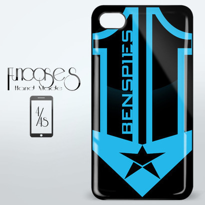 Ben Spies Logo iPhone 4 or 4S Case Cover from Funcases | Sport Merchandise | Scoop.it