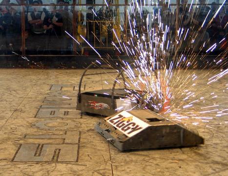 Get Yer Combat Robots | Robots and Robotics | Scoop.it