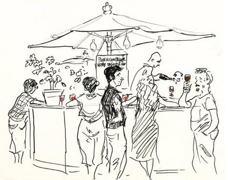 Bon Plan à Avignon – Du 05 au 28 Juillet 2013 – De 19h à 23h – Le Bar à vins «éphémère» des Côtes du Rhône & Villages | Les bons plans d'Avignon | Hôtellerie -restauration | Scoop.it