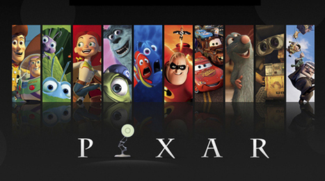 The Story Spine: Pixar's 4th Rule of Storytelling | Creative Writing - Writting a Novel and Other Stuff | Scoop.it