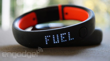 Nike reportedly killing the Fuelband to focus on fitness software | football | Scoop.it