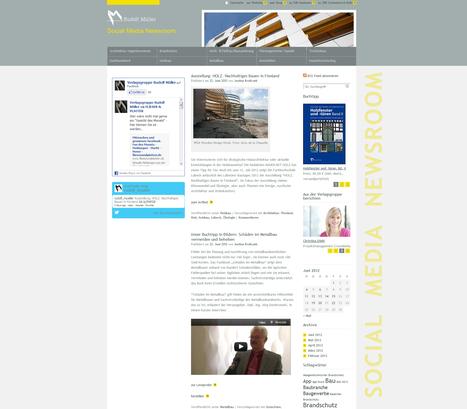 Rudolf Müller News   Social Media Newsroom   Social Media Newsrooms   Scoop.it
