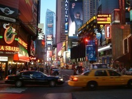 What Can Times Square Teach Us About Destination Development? | Strengthening Brand America | Scoop.it