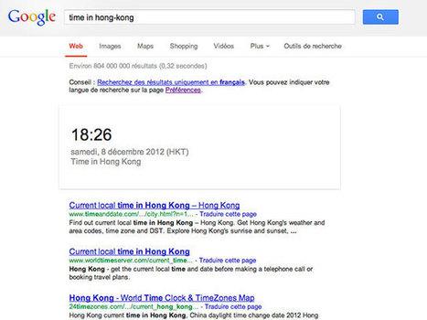 Google Search : du changement pour les OneBoxes - Fredzone | Univers de la veille | Scoop.it