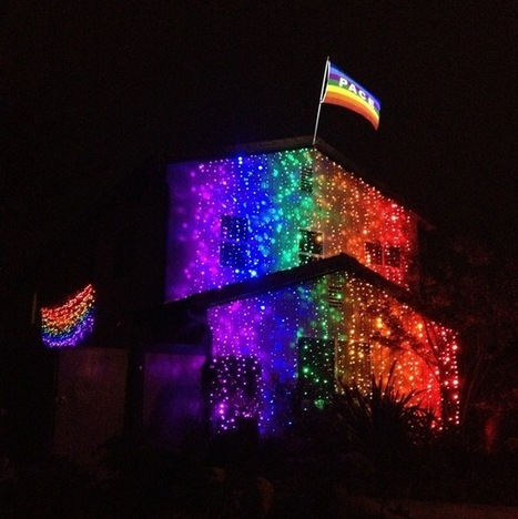 Daily Kos: A Woman's PERFECT Response to Her Anti-Gay Neighbors   This Gives Me Hope   Scoop.it