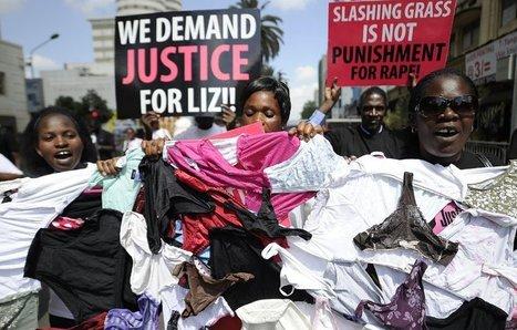 Vergewaltigung einer 16-Jährigen: Rasenmäher-Strafe empört Kenianer - SPIEGEL ONLINE | Gegen sexuelle Gewalt 1 | Scoop.it