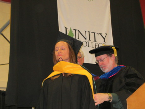 Jacques Cousteau's granddaughter urges Unity College graduates to fight for the environment | All about water, the oceans, environmental issues | Scoop.it