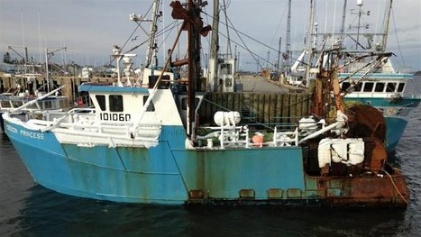 Four men rescued after fishing vessel capsizes in waters off Nova Scotia | Nova Scotia Fishing | Scoop.it