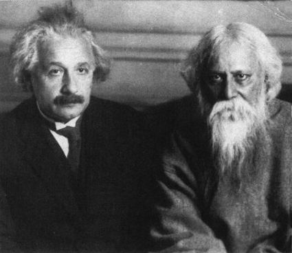 When Einstein Met Tagore: A Remarkable Meeting of Minds on the Edge of Science and Spirituality | Global mindfulness | Scoop.it