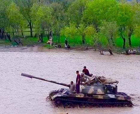 پاک-افغان بارڈر پر حالات سنگین ہوتے جا رہے ہیں۔ شفیق طوری | parachinarvoice | Scoop.it