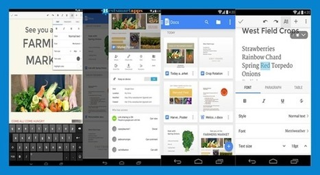 Top 5 Best MS Office Apps for Android Phone - 2015   All about your Life   Scoop.it