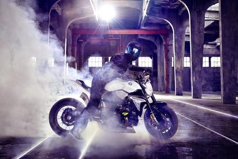 2014 BMW Roadster Revolution Concept Bike   Motorcycles   Scoop.it