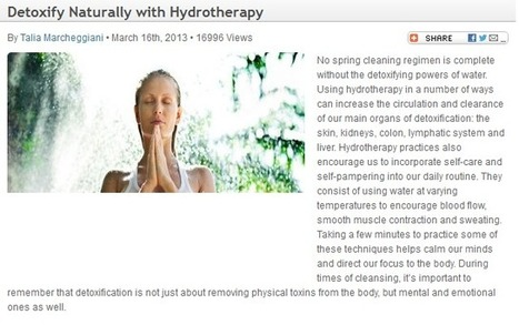 Get the Most Out of Enjoying Hot Tubs in Vancouver with Hydrotherapy | H2OSpas | Scoop.it