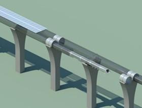 """Ecco Hyperloop il super-trasporto del futuro   L'impresa """"mobile""""   Scoop.it"""