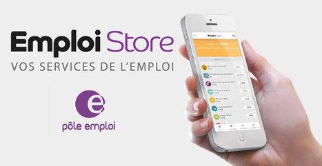Lancement des services web et mobiles de l'emploi Emploi store - Le blog de l'avie | avie | Scoop.it