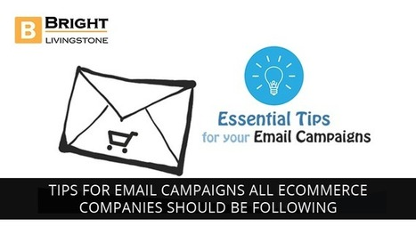 Tips for email campaigns all eCommerce companies should be following - BrightLivingstone.com   Brightlivingstone.com   Scoop.it