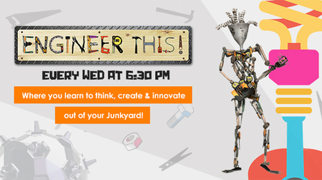 ZeeQ | EngineerThis!: A DIY show to explore your creative side | Kids Education Fun Corner | Scoop.it