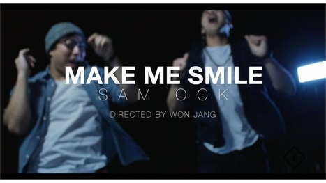 Sam Ock - Make Me Smile [Official Music Video] - YouTube | fitness, health,news&music | Scoop.it