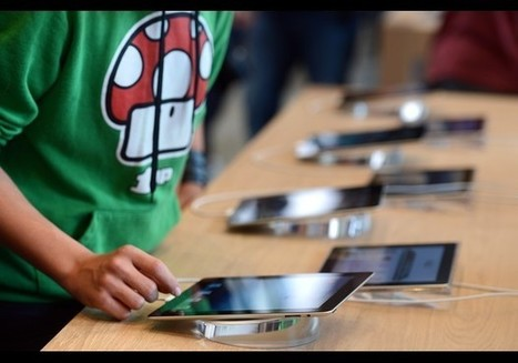 Mobile Device Battles - Top 10 Strategic Technology Trends For 2013 - Forbes | Mobile (Post-PC) in Higher Education | Scoop.it