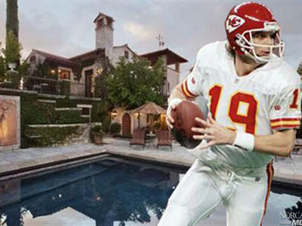 NFL Legend Joe Montana Is Selling His California Mansion For $35 ... | American Football 206 | Scoop.it