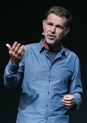 Netflix co-founder: Reed Hastings On How To Build A $20 Billion Education Juggernaut - Forbes | Students with dyslexia & ADHD in independent and public schools | Scoop.it