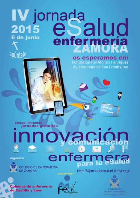 IV Jornada de e-Salud enfermería Castilla y León | eSalud Social Media | Scoop.it