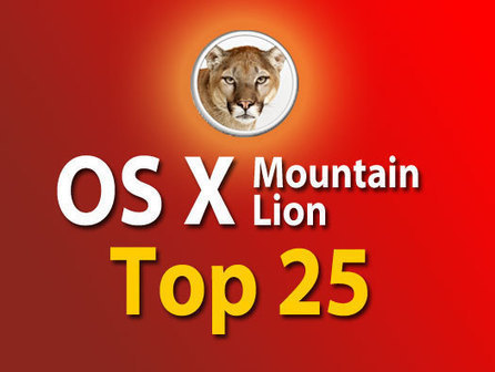 OS X Mountain Lion arrives: The top 25 features | iPad Integration | Scoop.it