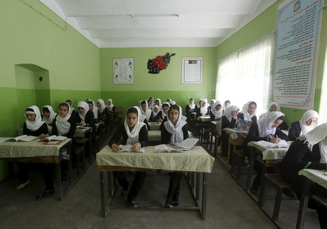 For World Teachers' Day, A Look At What Classrooms Look Like Across The Globe | FOTOTECA INFANTIL | Scoop.it