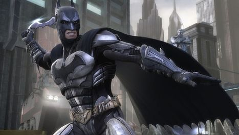 Injustice: Gods Among Us preview and interview – superhero kombat - Metro | Avengers | Scoop.it