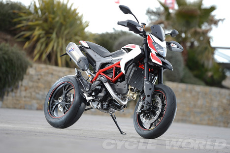 2013 Ducati Hypermotard andHypermotard SP- First Ride Review – Cycle World | Ductalk Ducati News | Scoop.it