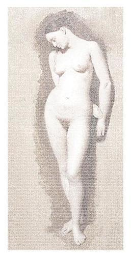 File:ASCII-Art.Jean Auguste Dominque Ingres - Nude Study.pdf - Wikimedia Commons | ASCII Art | Scoop.it