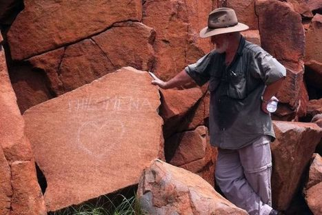 Rock art needs greater protection | Archaeology News | Scoop.it