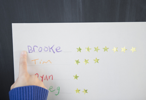 Column: Hey Teachers, Please Stop Using Behavior Charts. Here's Why // PBS | Educational Psychology & Technology | Scoop.it