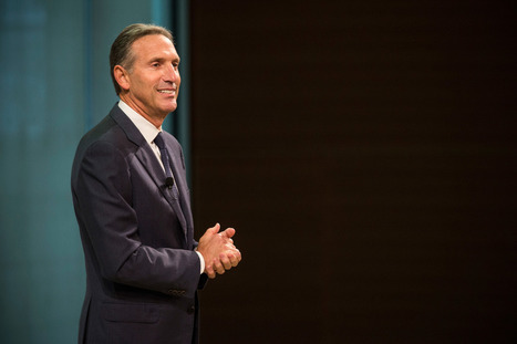 Howard Schultz Sounds Off on Racism in America | enjoy yourself | Scoop.it
