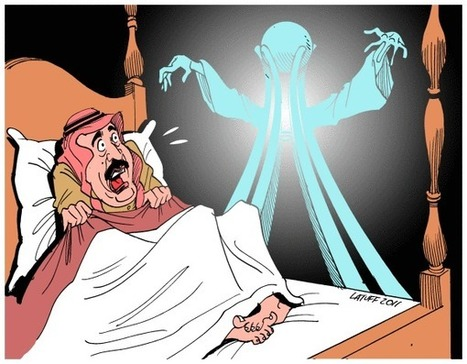 The Ghost of Freedoms past, present, and future Haunts Hamad in Bahrain! | Human Rights and the Will to be free | Scoop.it