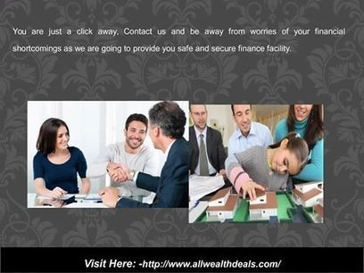 AllWealthDeals - You Can Take Easily Home Loan With The... | Facebook | Home Loans | Scoop.it