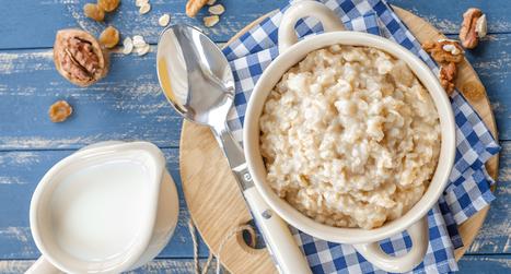 Un bol de porridge par jour, la clé de la longévité | Nutrition et Bien-être | Scoop.it