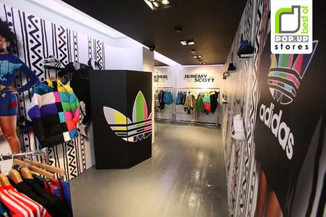 POP-UP! Adidas Originals, London | Retail Design Review | Scoop.it