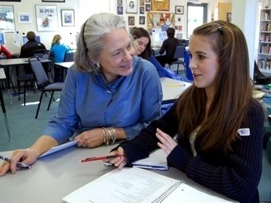 Global Teacher Prize Winner Nancie Atwell Takes the Mic   Cool School Ideas   Scoop.it