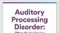 Auditory Processing Disorder: Your Questions Answered | Dys-lexia and Learning Difficulties | Scoop.it