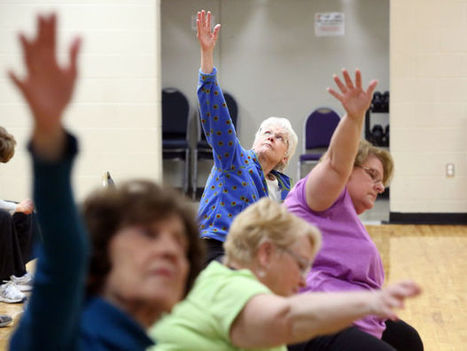 Exercise: Good for the aging brain - nwitimes.com | Aging in 21st Century | Scoop.it