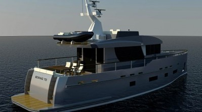 A new direction for Bering Yachts. | Boat Industry & Economics | Scoop.it